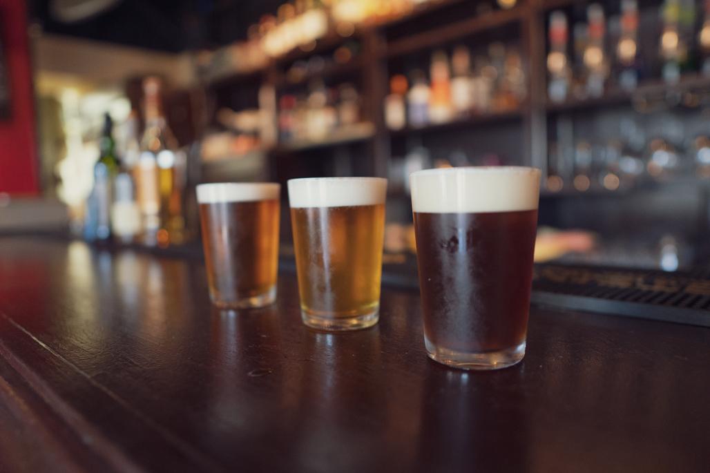 >水戸のクラフトビールとスポーツの店
